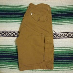 Levi's Size 29 Brown Cargo Shorts!